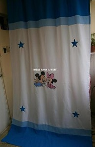 cortina baby disney