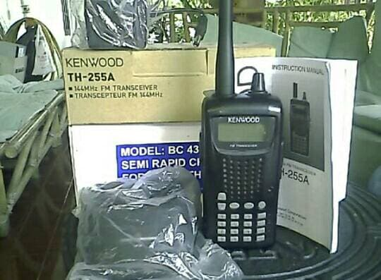 Kenwood TH-255A VHF