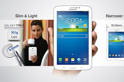 Tutorial Cara Flash Flash Samsung Galaxy Tab 3 SM-T211