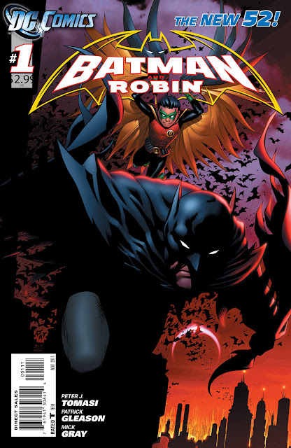 Batman and Robin Vol.2 descargar mega español
