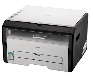 is the Multifunction Printeris amongst the  Ricoh Aficio SP 200S Free Drivers Download + Review
