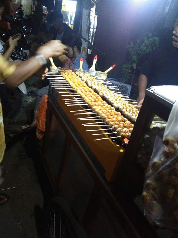 Bakso Bakar Khas Indonesia Intanpari Com