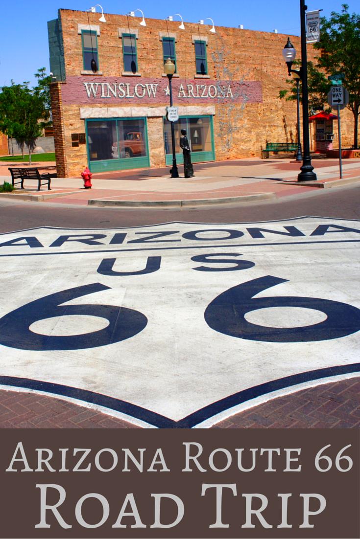 Arizona Route 66 Road Trip Attractions