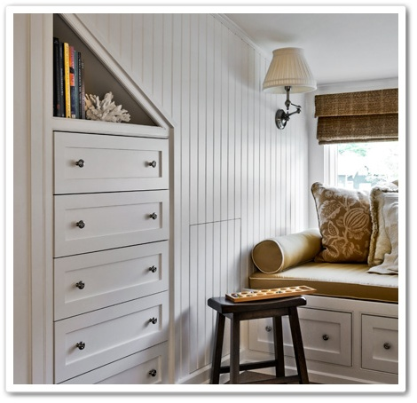 lovely living rooms beadboard | To Beadboard or Not to Beadboard - Town & Country Living