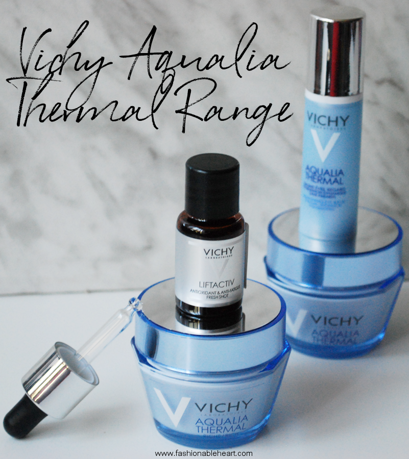 bbloggers, bbloggersca, canadian beauty bloggers, skincare, dry skin, sensitive skin, vichy, vichy canada, paris, aqualia thermal, liftactiv, vitamin c, brightening skin corrector, rich cream, light cream, awakening eye balm, serum, creme, review, glamsense, moisturizing, hydration, hyaluronic acid
