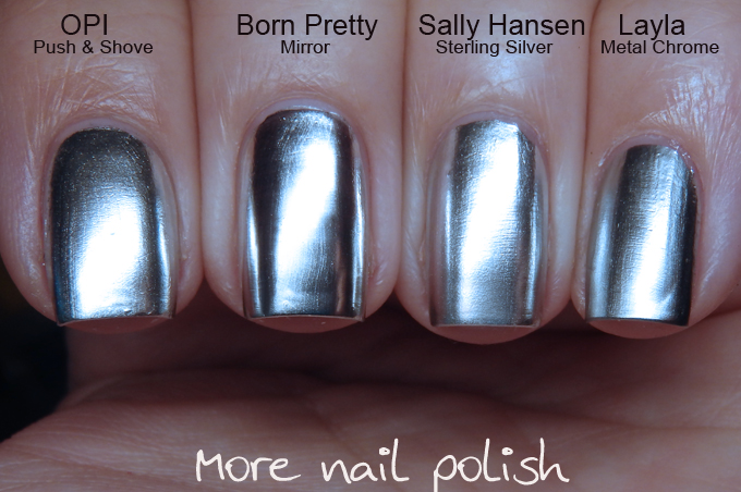 Born Pretty Store Mirror Nail Polish More Nail Polish