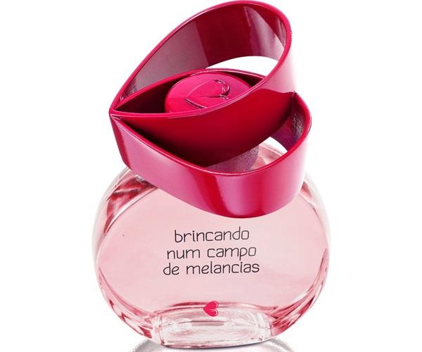 Perfume Brincando num Campo de Melancias - Quem disse, Berenice?