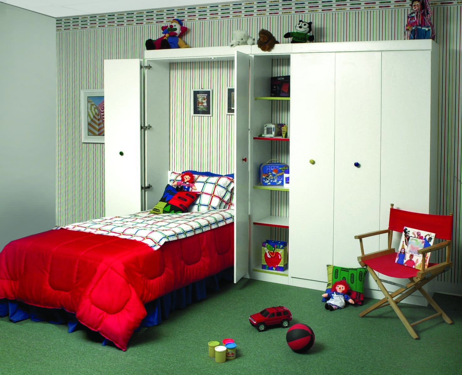 Kids Rooms Small Spaces Space Saving Kids Beds Design Dazzle