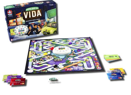 11 Jogos tabuleiro - Jogo da Vida