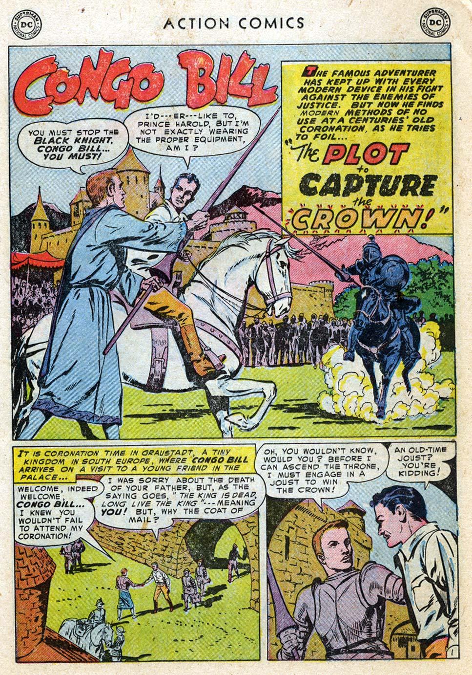 Action Comics (1938) 187 Page 16