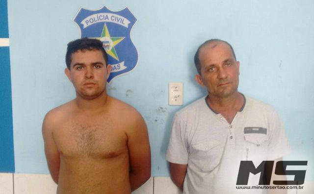 Polícia prende acusados de assassinar guarda municipal a pedradas em Pariconha