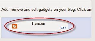 Adding And Removing Favicon