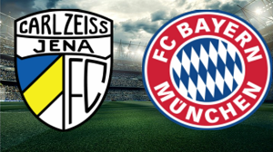 Carl Zeiss Jena vs Bayern Munich