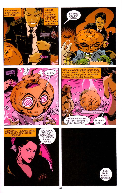 Read online Merv Pumpkinhead, Agent of D.R.E.A.M. comic -  Issue # Full - 24