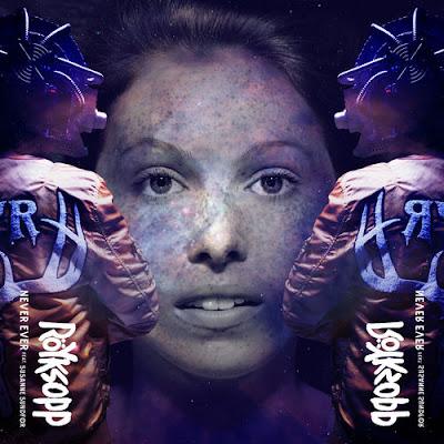 """ROYKSOPP """"Never Ever"""" feat. Susanne Sundfør"""