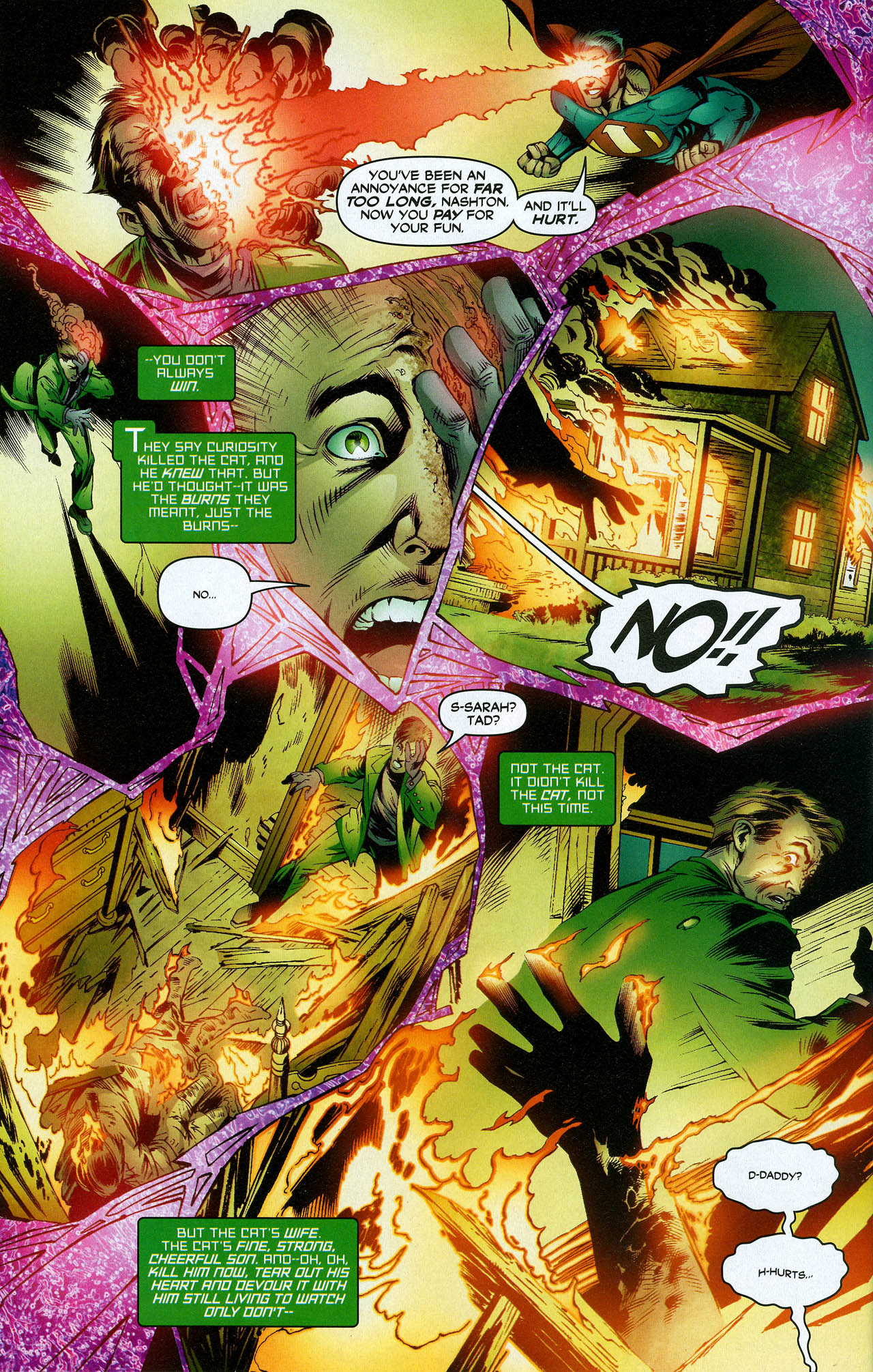 Read online Trinity (2008) comic -  Issue #21 - 10