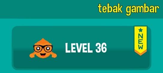 jawaban tebak gambar level 36