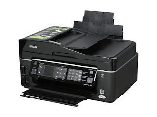 Epson WorkForce 610 Printer Driver Download