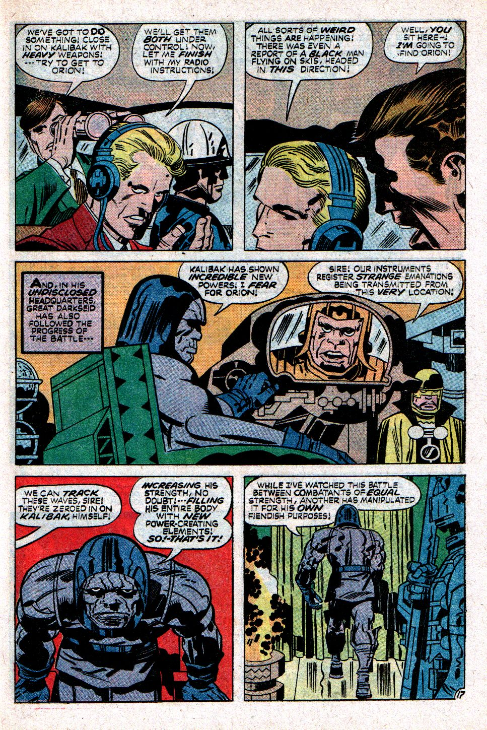 The New Gods (1971) issue 11 - Page 23