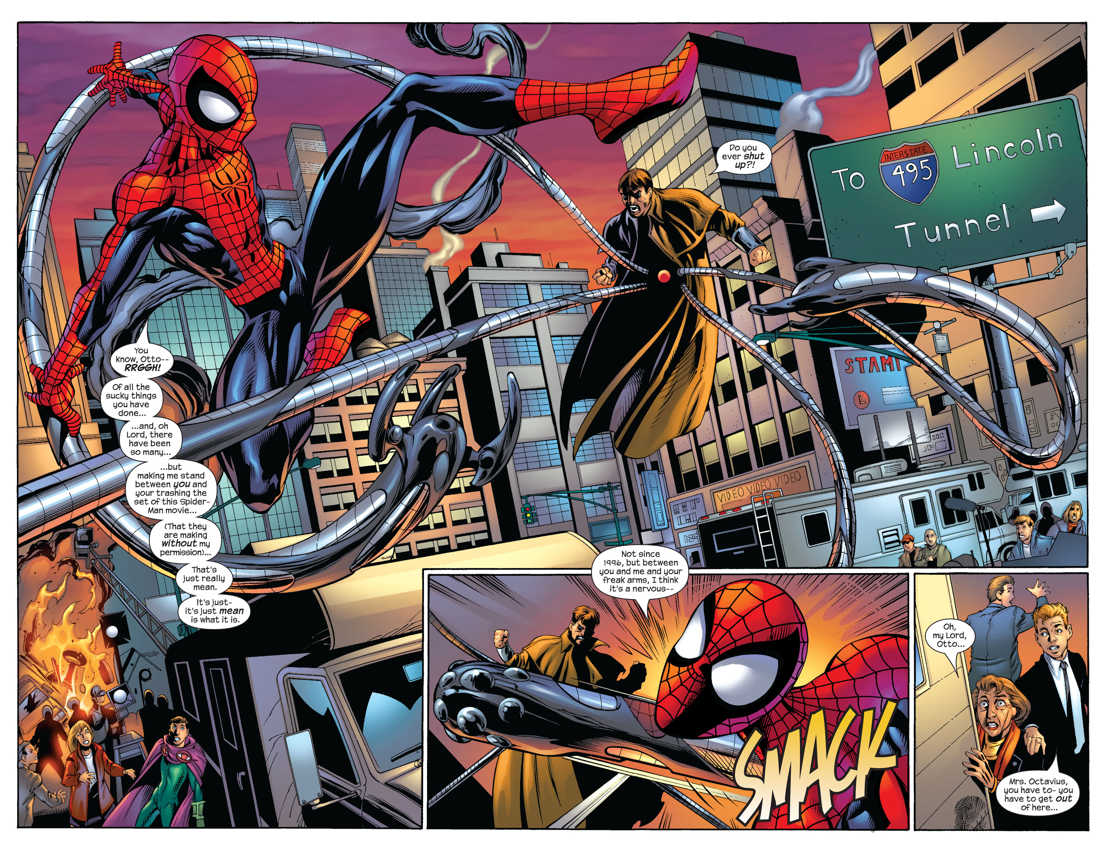 Read online Ultimate Spider-Man (2000) comic -  Issue #56 - 5