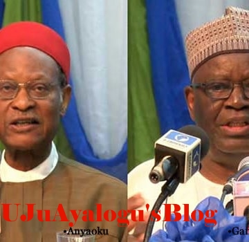 Why Nigeria must be restructured —Anyaoku, Gambari