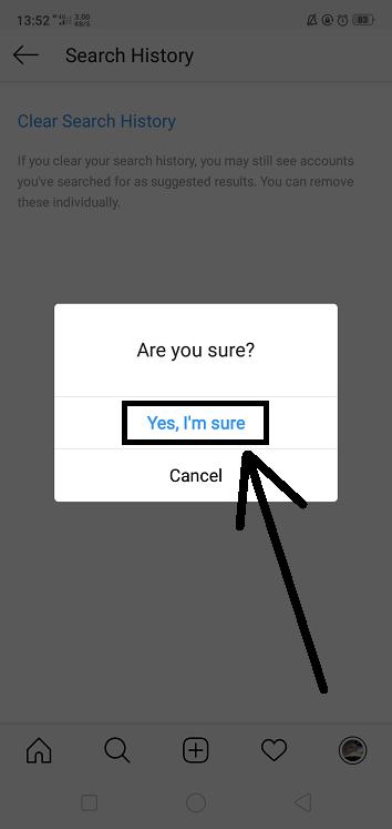 Cara Menghapus Riwayat Pencarian Instagram - Duosia