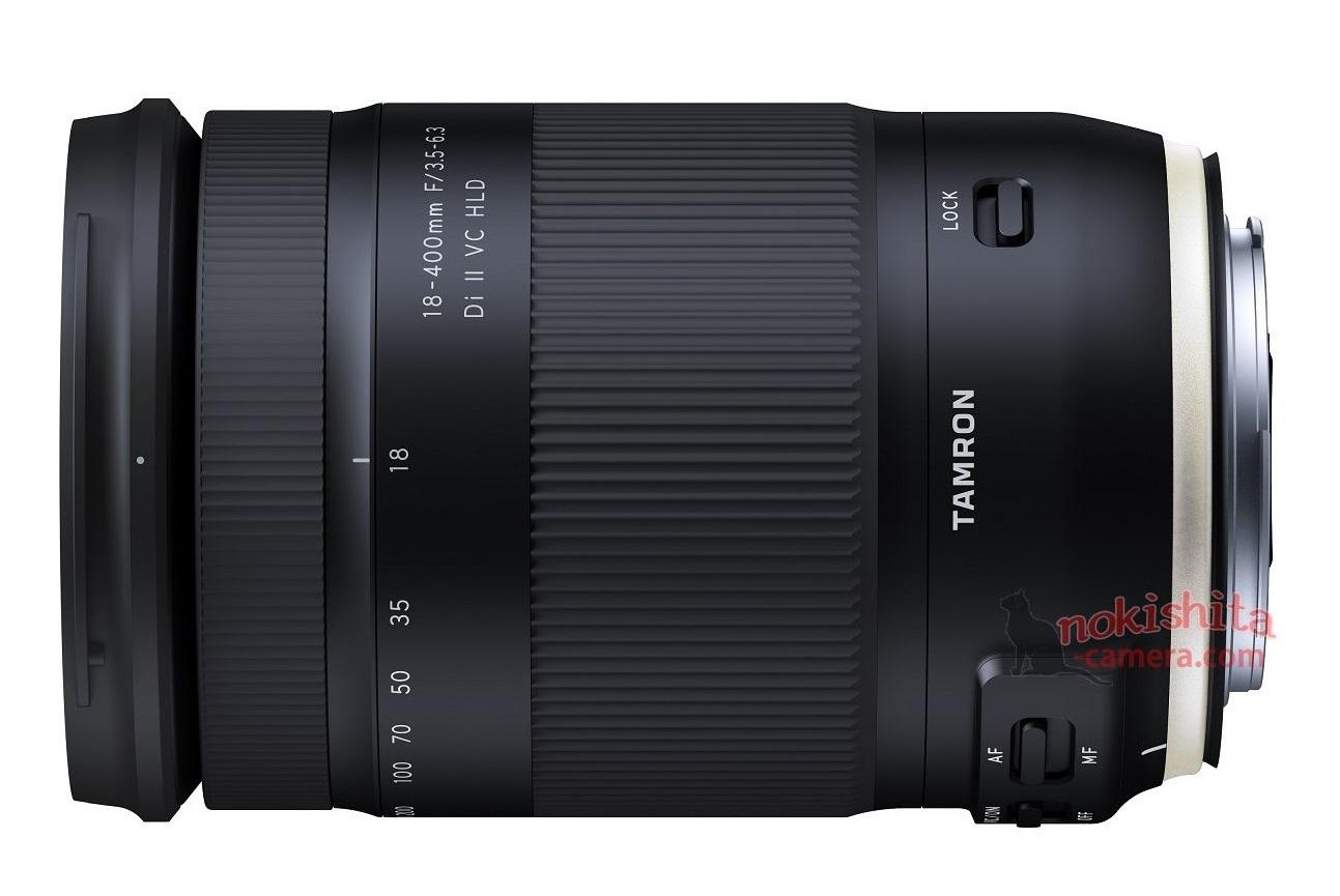 Tamron 18-400mm f/3.5-6.3