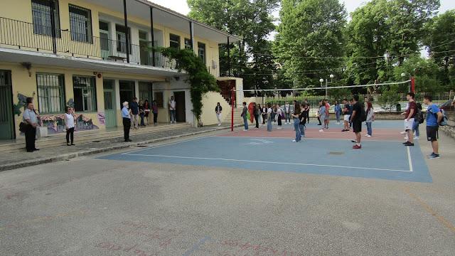 Γιάννενα: Οι μαθητές επέστρεψαν στα θρανία
