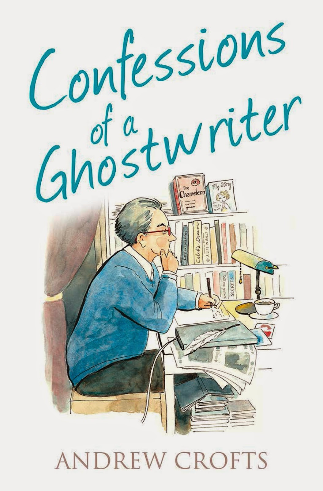 I Have A General Idea But I Need To Know EXACTLY What A Ghost Writer Is?
