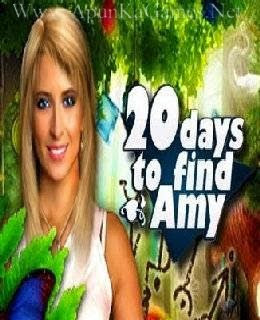20 Days to Find Amy cover, ComputerMastia