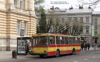 Škoda 14Tr #516, Lwów