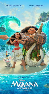 Moana 2016 Dual Audio DVDScr 350mb