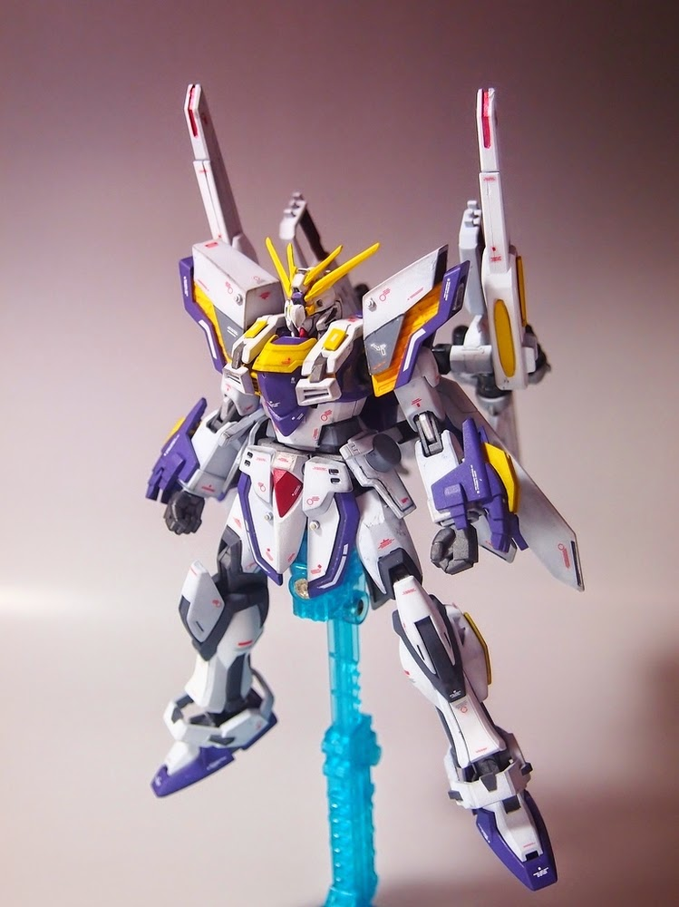 Custom Build: 1/144 Neo God Gundam