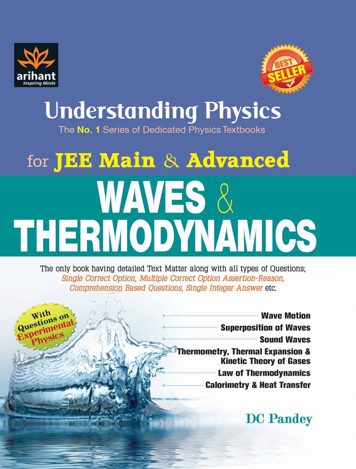 DC Pandey Waves and Thermodynamics Solution PDF | JEE Study