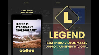 legend apps