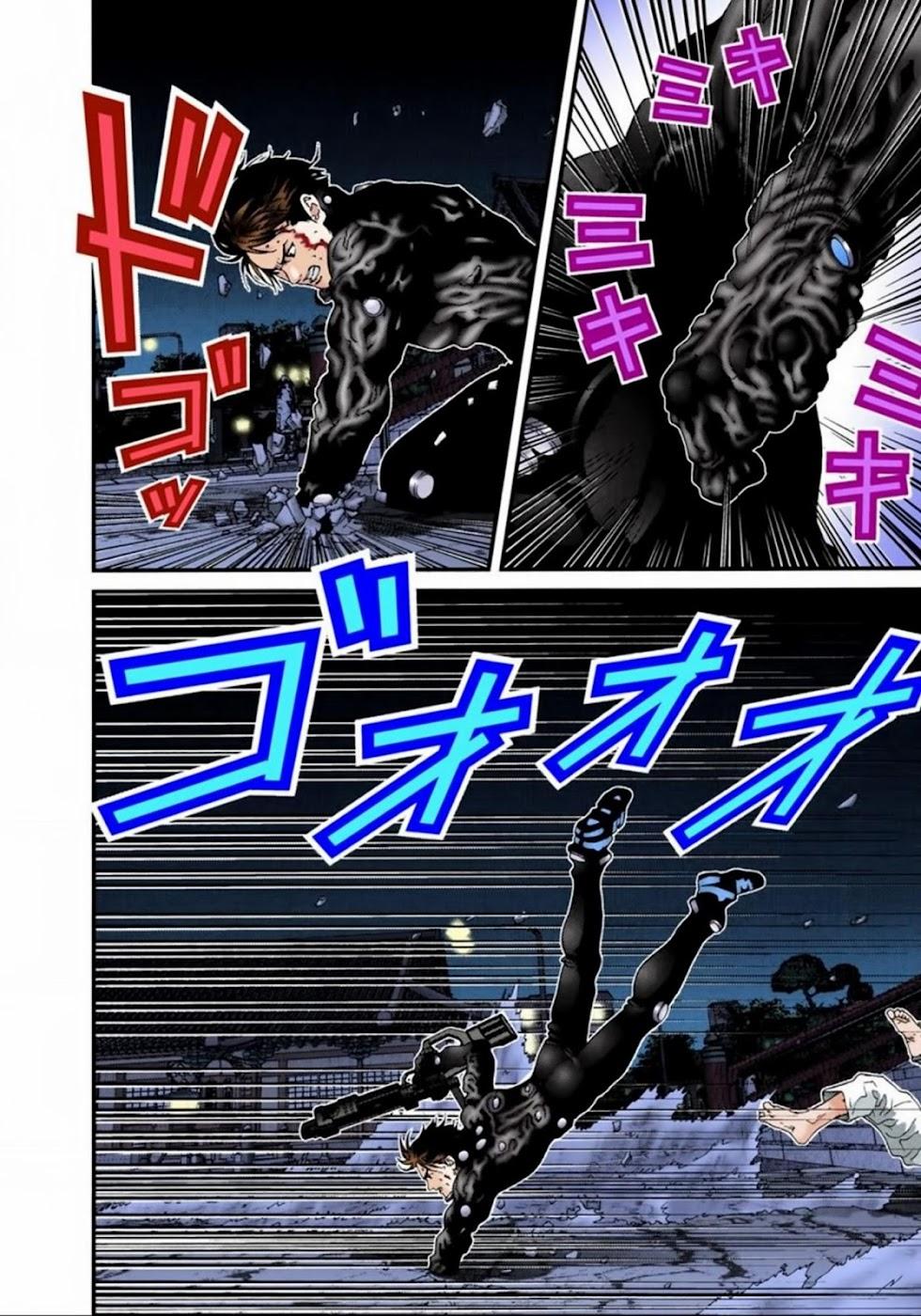 Gantz Chap 66: Chiến trường hỗn loạn trang 10