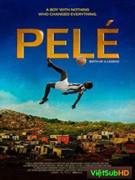 Huyền Thoại Bóng Đá Pelé