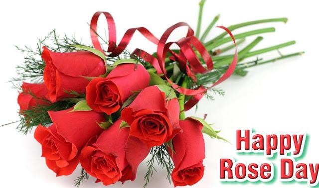 Happy Rose Day SMS for Girlfriend-Boyfriend 2017
