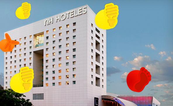 energie verde la nH Hotels
