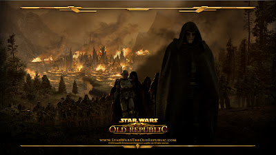 Star Wars: The Old Republic Wallpaper Collection II
