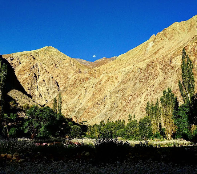 Turtuk Village, Ladakh