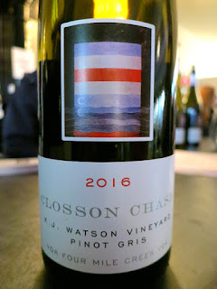 Closson Chase K.J. Watson Vineyard Pinot Gris 2016 (89 pts)