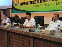 Mantap, Walikota Medan Tegas Ajak Serius Susun Laporan Kinerja