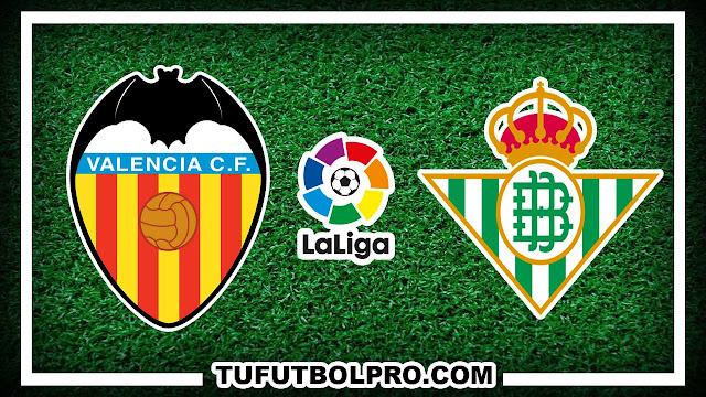 Ver Valencia vs Betis EN VIVO Por Internet Hoy 11 de Septiembre 2016