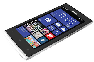 GRAB it Now! only £49.99 BLU Win 4.5″ 4G Dual Sim-Free Smartphone Windows 8.1 (white)