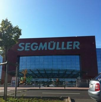 Segmüller Weiterstadt Adresse