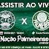 AO VIVO - CORITIBA X PALMEIRAS | 07/06/2017