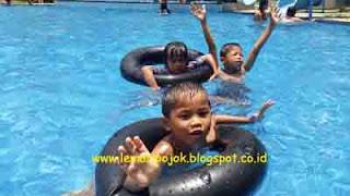 kolam renang taman wisata bendungan sutami karangkates