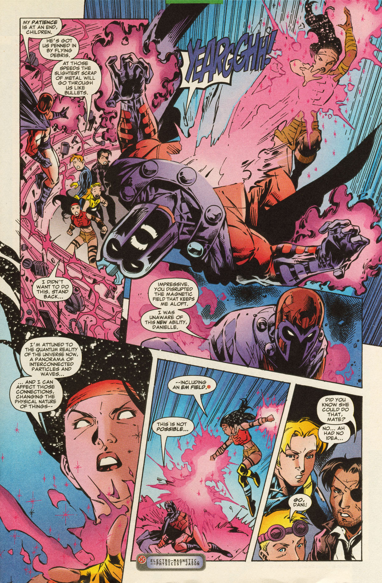Read online X-Force (1991) comic -  Issue #95 - 20