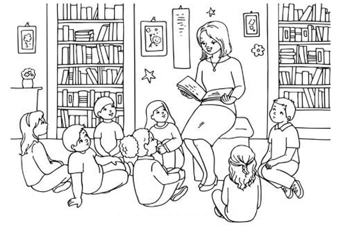 ألبومات صور منوعة: ألبوم صور رسومات مفرغة لتعليم الاطفال